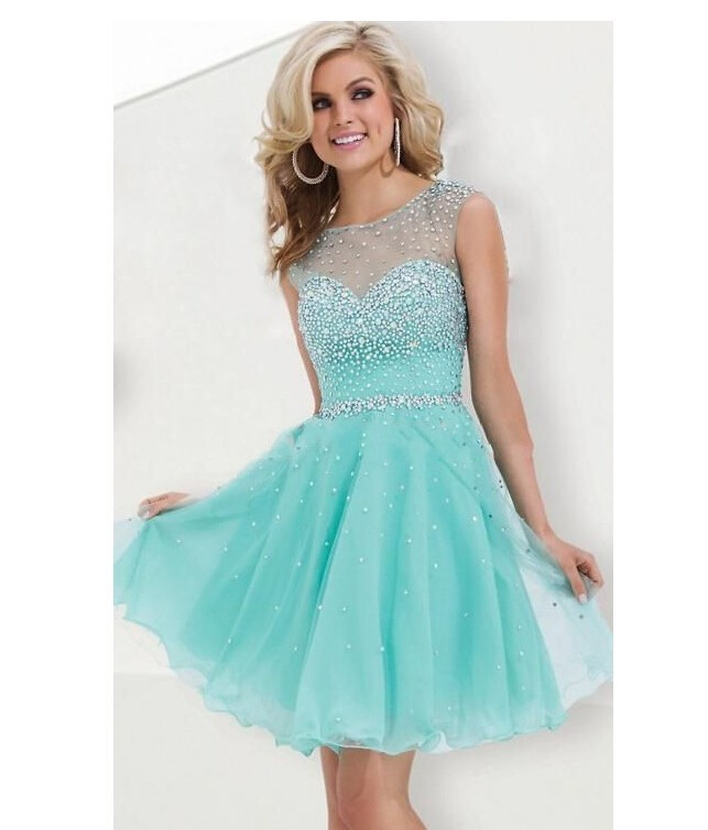 Compare Prices on Short Turquoise Sweet 16 Dresses- Online ...