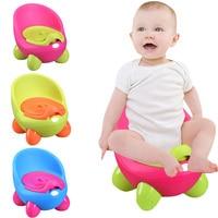 Portable Baby Potty Cartoon Pot Toilet Plastic Training Boy Girls Toilet Children Potty Seat 88 AN88