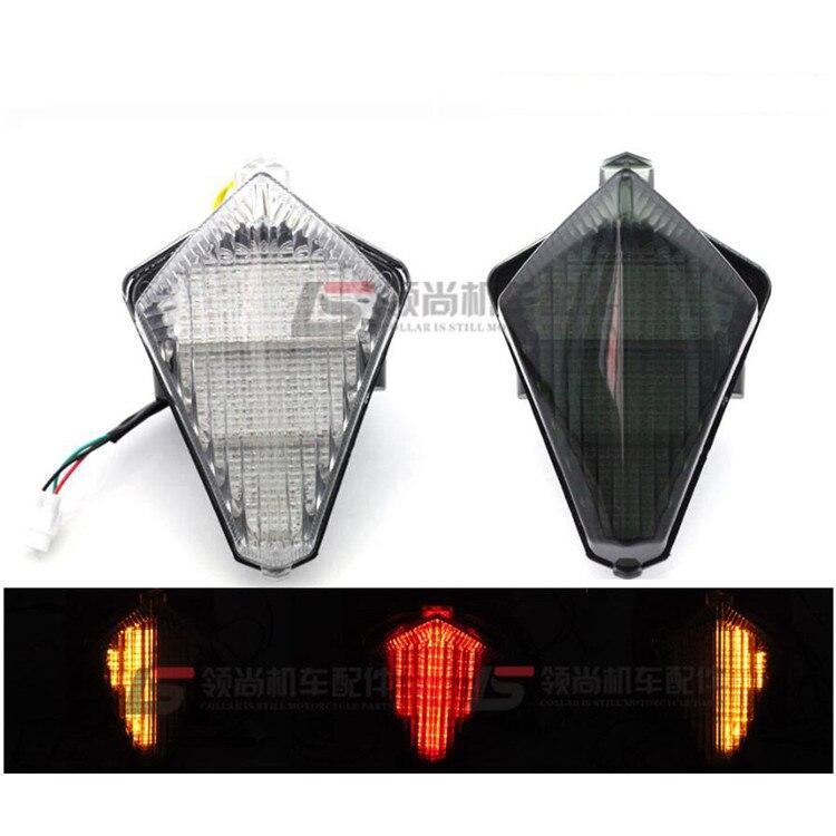 year 2007 2008 original parts scooter indicator flashers blinker moto rear indicator for YAMAHA YZF R1 LED motorcycle tail light