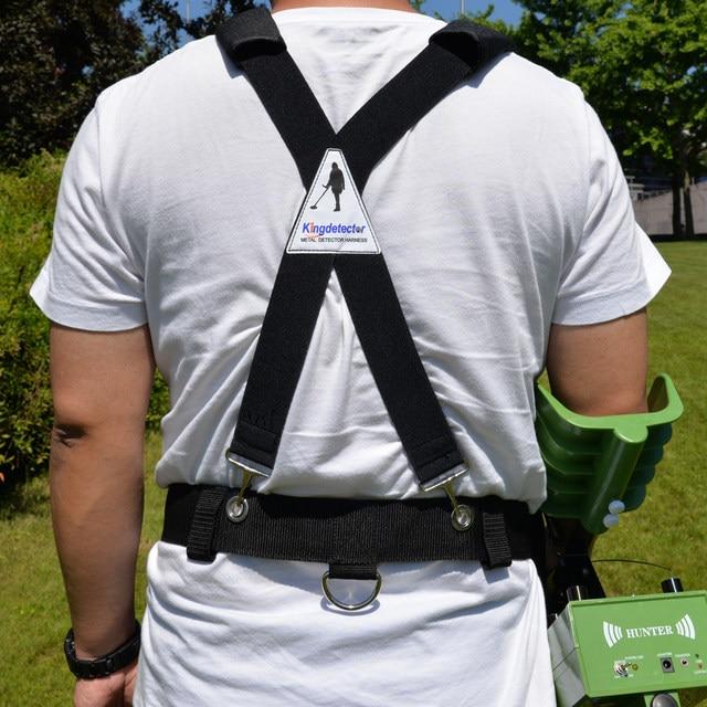 tianxun metal detecting swing harness swing accessories for hunters metal  detecting with heavy metal detectors