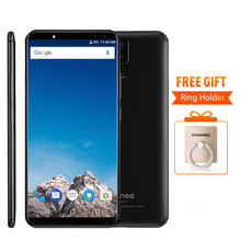 "Vernee X 128 GB Gesichtserkennung 6,0 ""18:9 Display MT6763 Octa-core 6200 mAh Handy 6 GB RAM Android 7.1 OTG 13MP Smartphone"