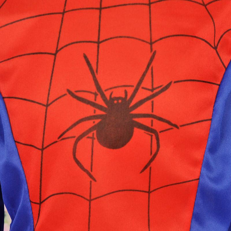 3 styles kids baby superhero spider man superman batman spiderman cosplay carnival halloween costume child accessories for kids 23