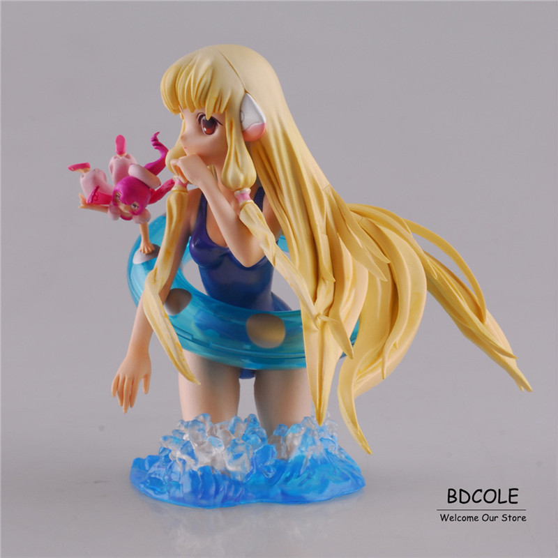 Free Shipping Freya From Anime Chobits Pvc Action Figure Collection Model Toy 12 5cm Bdfg6020 Action Toy Figures Aliexpress