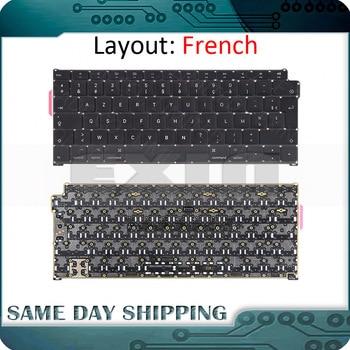 "2018 New for MacBook Air Retina 13.3"" A1932 Keyboard French Keyboard AZERTY FR EU Keyboards Replacement MRE82 EMC 3184"