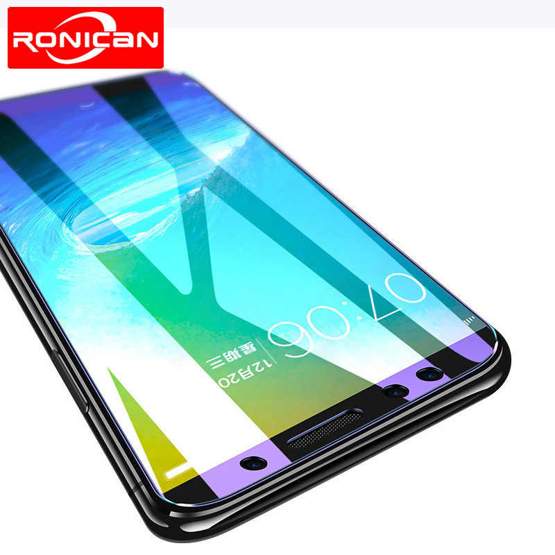 RONICAN 9H 2.5D Tempered Glass On Xiaomi Mi 5 5X 6 6X A1 A2 Screen Protector for Redmi 5 Plus 6 6A 6Pro Redmi Note 3 5 Pro Glass