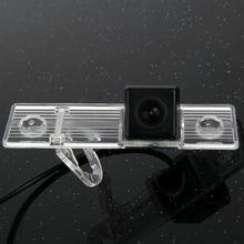 Cámara de Visión trasera para Chevrolet Chevy Cruze Epica Lova Aveo Captiva Lacetti coche cámara de visión trasera 12 V