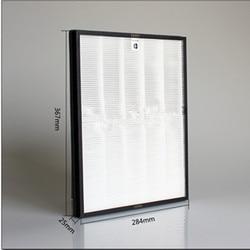 DIY uniwersalny oczyszczacz powietrza filtr Hepa 367*284*25mm haze PM2.5 czyste części oczyszczacz powietrza domowego