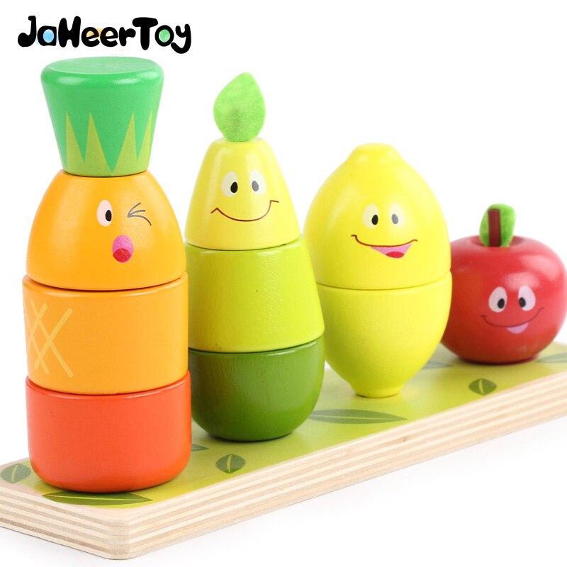 Aliexpress.com : Buy JaheerToy Wooden Toys for Children ...