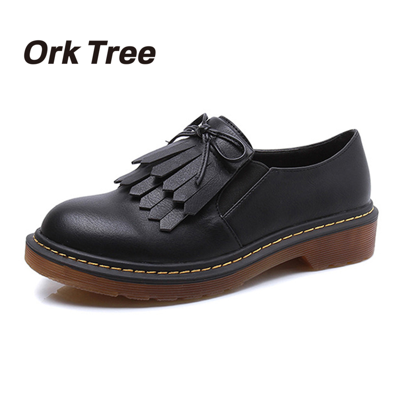 2017 New Style Oxford Shoes For Women Flats Fashion Comfortable Hollow Shoes Woman Casual Women