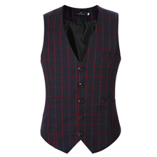 2017 Waistcoat Vest Spring Men Slim Shirt Vest For Suit Tuxedo 5 Buttons Male V-neck Luxury Jacket Casual Tank Tops Z05