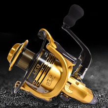 Yolo Exquisite Fishing Vessel High Speed G-Ratio 5.2:1/4.7:1 Metal Line 13+1BB Gapless Fishing Reel Fish Tools Hot Sales