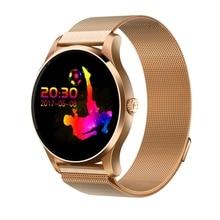 Zdenek K88 Bluetooth Heart rate Monitor Podómetro Reloj Inteligente Cámara Remota Se Divierte el Reloj para IOS Android Teléfonos Inteligentes
