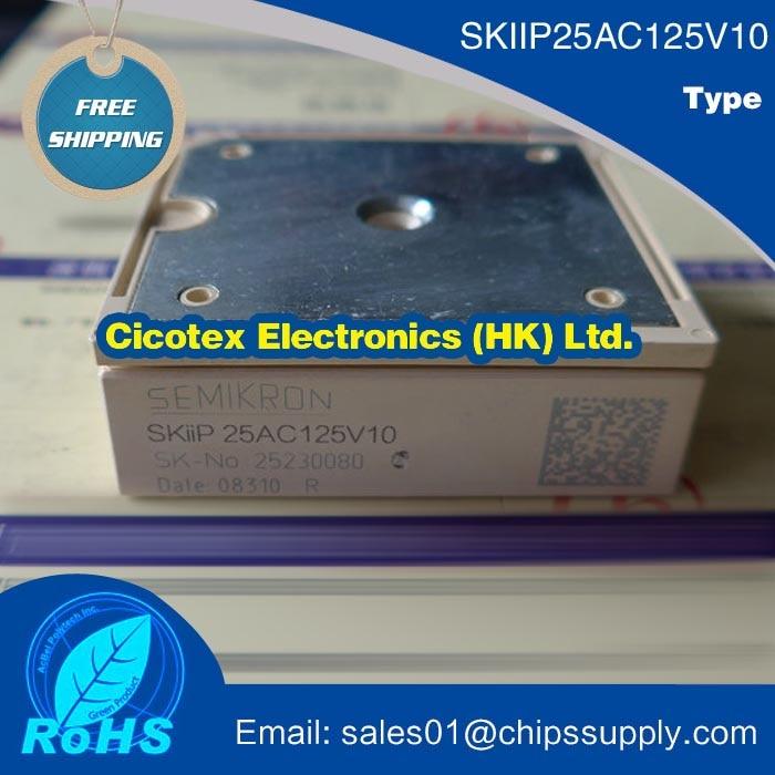 SKIIP25AC125V10 MODULE IGBTSKIIP25AC125V10 MODULE IGBT