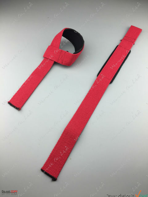 1Pair Weight Lifting Strap /  Hand Wrist Bar Support Strap / Brace Support / Gym Straps / Weight Lifting support Wrap Belt