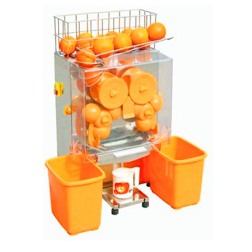 Machine automatique commerciale de jus dagrumes de citron dextracteur de jus dorange de 110 v 220 vMachine automatique commerciale de jus dagrumes de citron dextracteur de jus dorange de 110 v 220 v