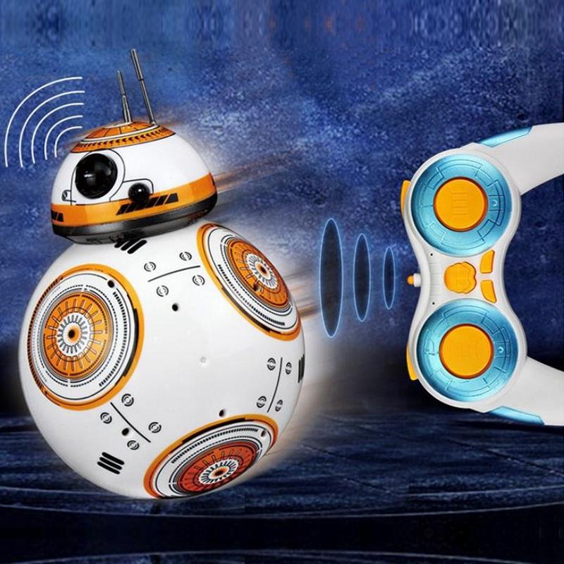 RC Robots Գնդակներ խաղալիքների BB-8 - Խաղային արձանիկներ - Լուսանկար 4