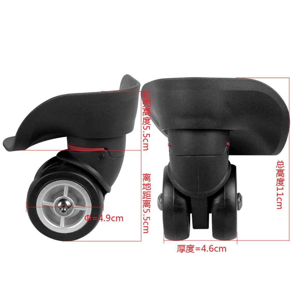 Замена ПК/ABS Hardcase 360 Spinner Чемодан двойной Колёса
