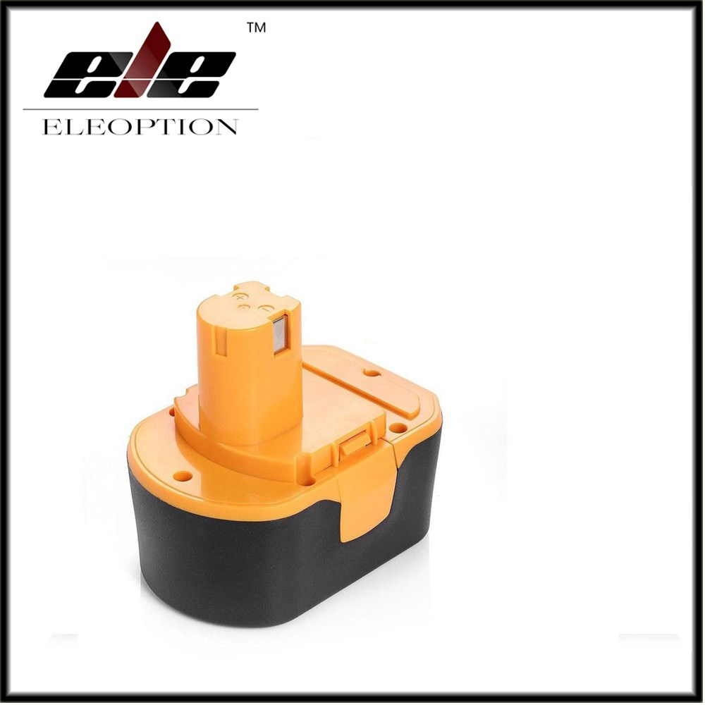 14.4 V 2000 mAh ni-cd batterie d'outil électrique pour RYOBI 130281002 RY62 RY6200 RY6201 RY6202 STPP-1441 14.4 volts