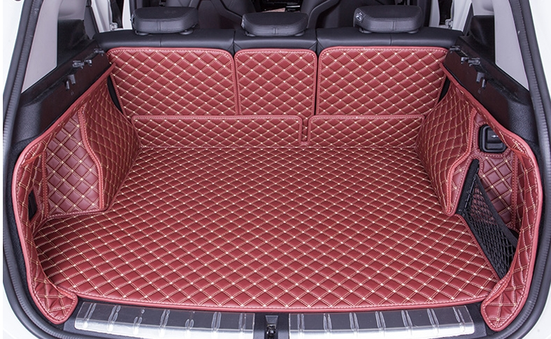 Special Trunk Mats For New BMW X1 F48 2016 2017 Waterproof Cargo Liner Mat Boot Carpets Luggage MatsFree Shipping In Floor From Automobiles