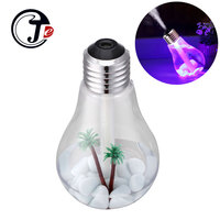 Mute USB Air Humidifer Colorful Aroma Diffuser With Smile Controller Diffusers Aromatherapy Diffuser With 7 Colorful