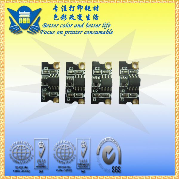 (20Pcs/set)Wholesale Coloration Drum Chip Appropriate C25/35 (D) Use For Konica Minolta Bizhub C25/c35/c35P Drum Unit
