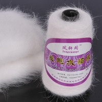 Wholesale FREE SHIPPING Fur Mink Sweater Coat Scarf Hand Knitting Yarn 500g Per Bag 2 16NM