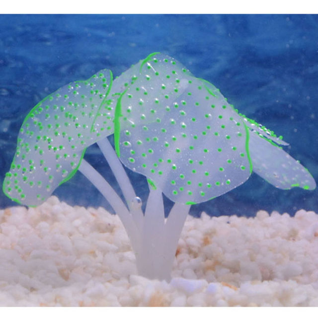Colorful Artificial Coral Aquarium Display 4