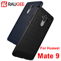 New Arrive RAUGEE TPU Silicon Case For 5.9inch Huawei Mate 9 Smart Phone Anti-knock Back Cover Protective case for mate 9