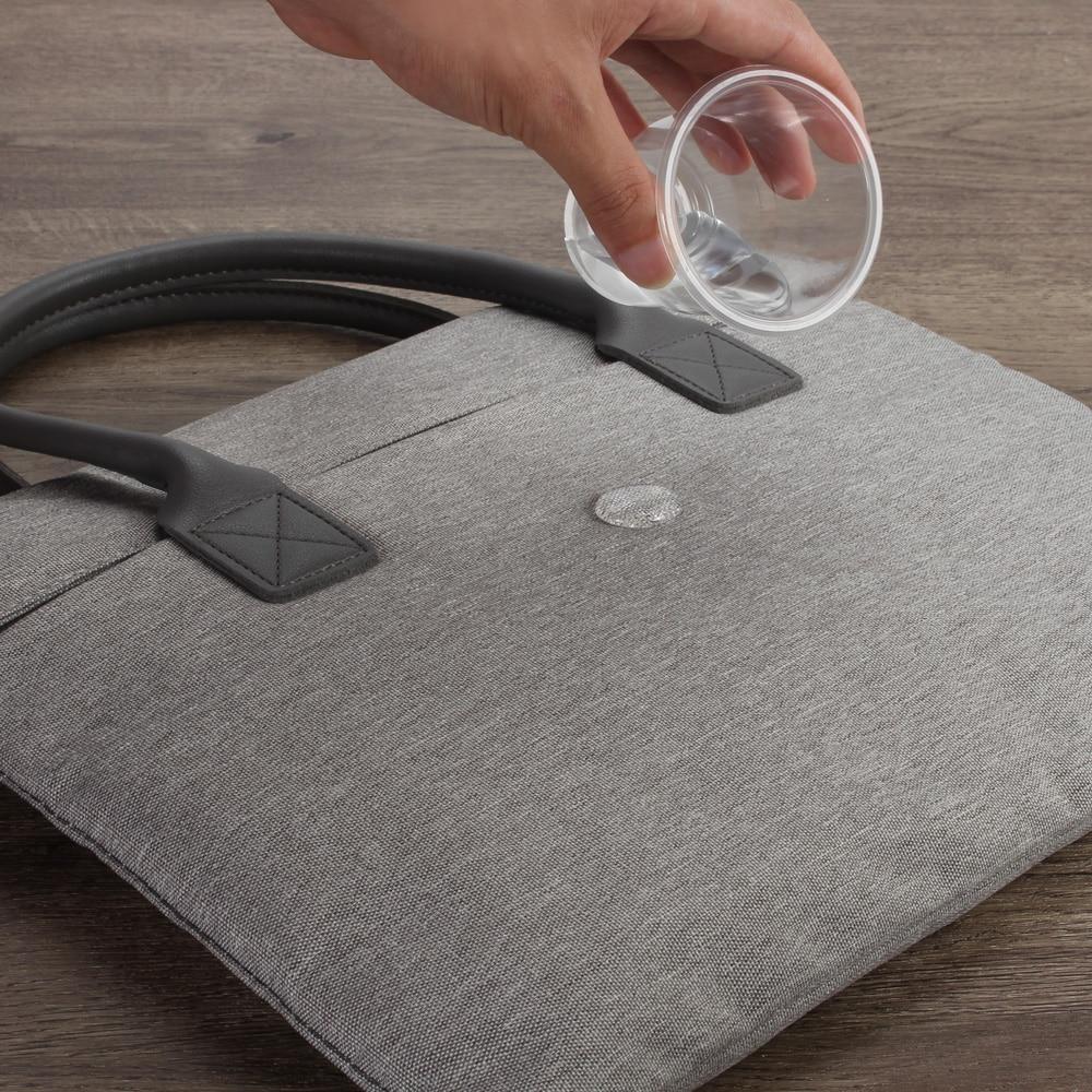 Kiváló minőségű Oxford kendő Kézitáska Laptop táska Apple - Laptop kiegészítők - Fénykép 6