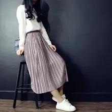 7fdd83dfd Compra pleated skirt satin y disfruta del envío gratuito en ...