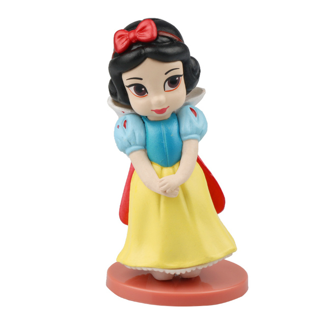 Disney Princess Rapunzel Snow White  Cinderella Fairy 11pcs/set