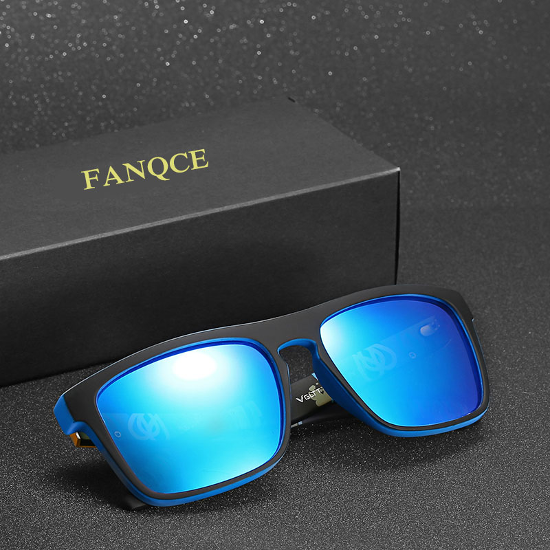 HTB1ycGRbInI8KJjSspeq6AwIpXak - Polarized 2018 New Hot Brand Designer Sunglasses Men Women For Car Driving Squared Rayed Mirror Sun Glasses Male Femlae Cool