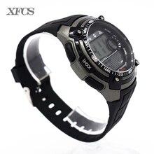 XFCS impermeable digital de muñeca automático relojes para hombres reloj running mens hombre reloj cronómetro digitales digitais de natación ocasional tt