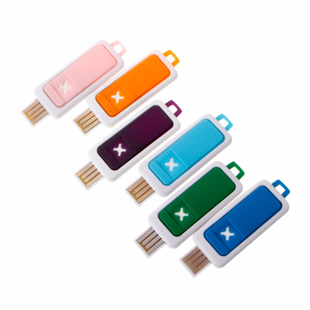 Dispositivo portátil Mini USB Aromaterapia Óleo Essencial Difusor de Aroma Umidificador Humidificador 6 Cor