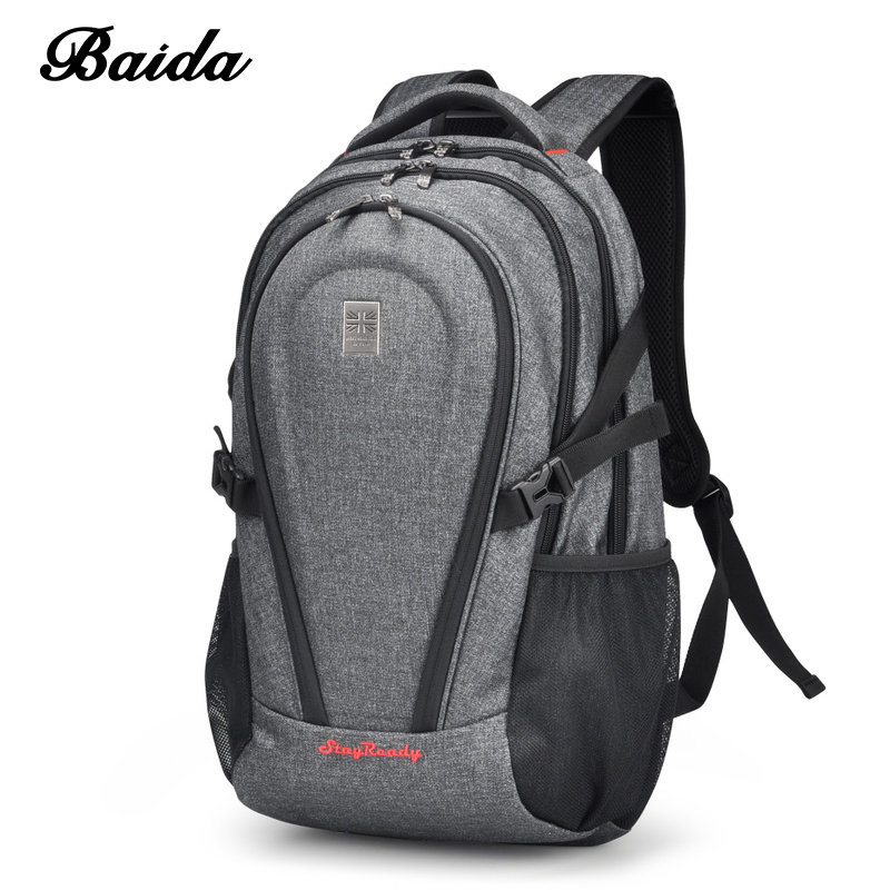 Men Laptop Backpacks High Quality Unisex Business Knapsack Multiple Compartments Organizer Backpack With Tablet Pocket рюкзаки zipit рюкзак shell backpacks
