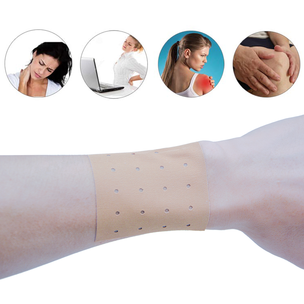 96Pcs Sumifun Capsicum Plaster Hot Back Pain Neck Pain Back Pain Muscle Pain Relief Patch Of Health Care D0676 in Patches from Beauty Health