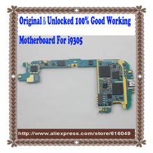 Original Unlocked Motherboard For Samsung Galaxy S3 i9305 Mainboard 16GB with chips imei android os installed 3pcs/lot