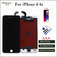 Mobymax AAA LCD Display For IPhone6s 6s Plus Touch Glass Screen Original Digitizer Assembly Replacement With