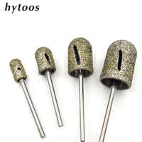 HYTOOS 4 Size Diamond Drill Bit 3/32