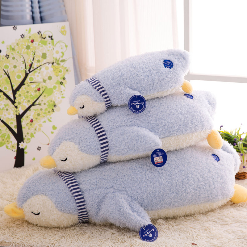 A Plush Toy For Children The Kawaii Penguin Doll A Best Birthday For Girl Or Girlfriend A Surprise Soft Feeling Like Girls Enjoy super cute plush toy dog doll as a christmas gift for children s home decoration 20