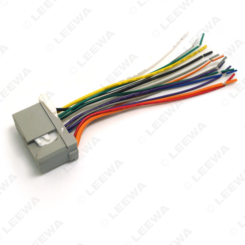 Car Audio Stereo Wiring Harness For HONDA OdysseyPilotRidgeline – Honda Odysy Wiring Harness