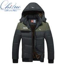 Новые мужские известный дизайнер мужская повседневная куртка с капюшоном теплый куртки пальто мужской такси толстый бархат пальто куртки плюс размер L-4XL