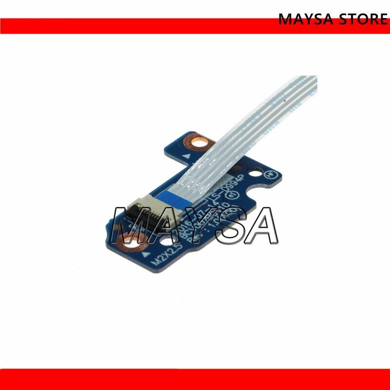 WDRC4 Dell Power Button Board I7567-5000