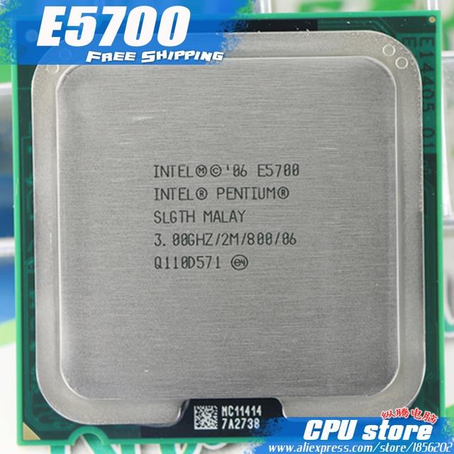 pentium dual core cpu