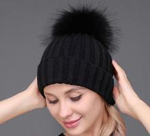 Ребенок родитель-ребенок малыша для маленьких мальчиков девочек шляпа Вязание шапки зимние теплые меховые крючком шапка мех размер 15 см