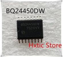 NEW 10PCS LOT BQ24450DW BQ24450 SOP 16 IC