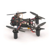 Eachine BAT QX105 w/ AIOF3 BRUSHED OSD 600TVL CAM FPV Racing Quadcopter