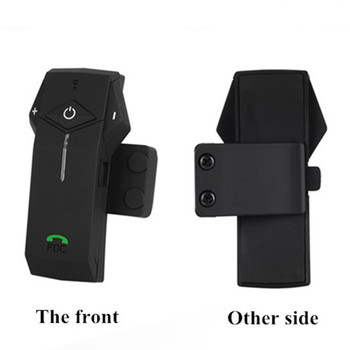 COLO 1000m Bluetooth Walkie-talkie FM RC NFC Linkable Adapter 3 Party Link 2 People Switch Freedconn