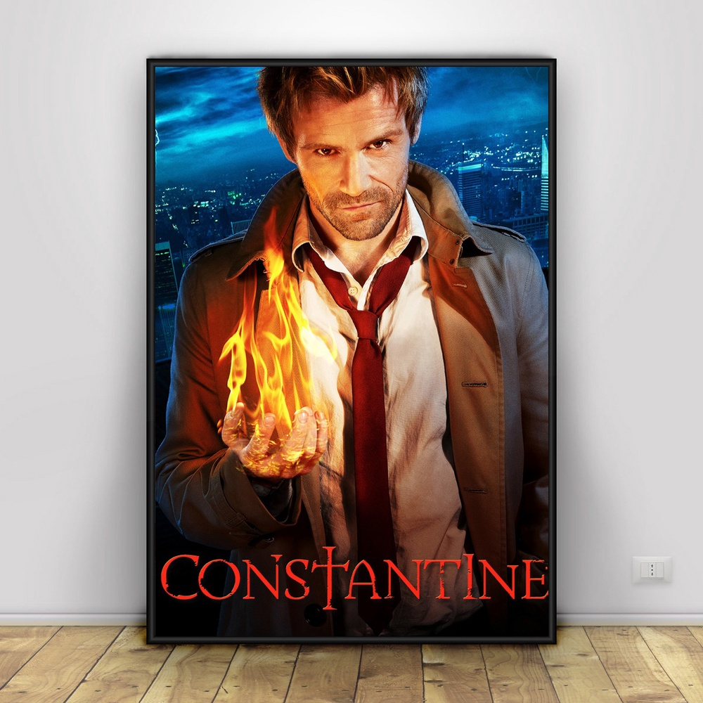 Constantine Art Silk Poster Home Decor 12x18 24x36inch
