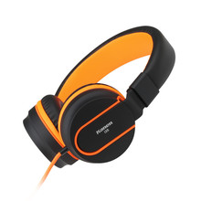 Best price Sound Intone I35 Wired Stereo Headsets Strong Bass Headphones with Mic for Smartphones Mp3 iPhone 4 5 6 Tablet Folding Earphone